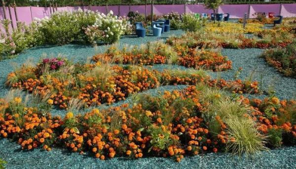 ogrody świata Krajowa wystawa ogrodnicza w Oranienburg