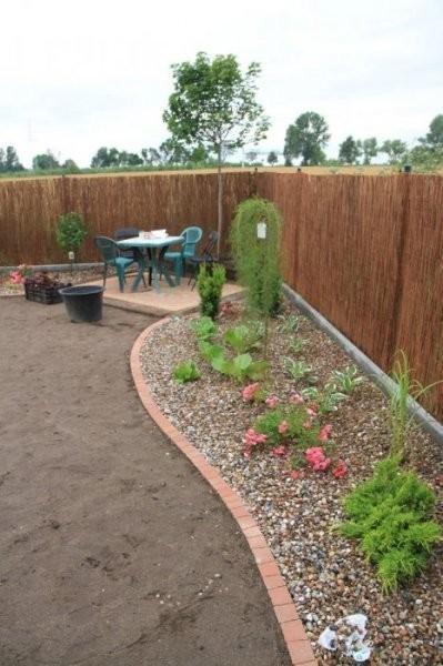 realizacje ogród w Sadach galeria