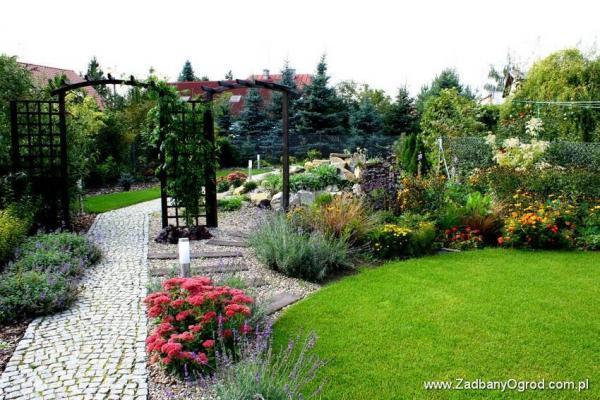 realizacje ogród w Poznaniu zabudowa szeregowa galeria