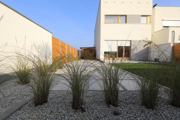 ogród w Dopiewcu os Leśna Polana galeria