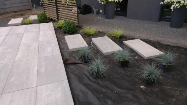 ogród w Poznaniu realizacja