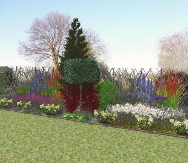 realizacje ogród Lubań galeria
