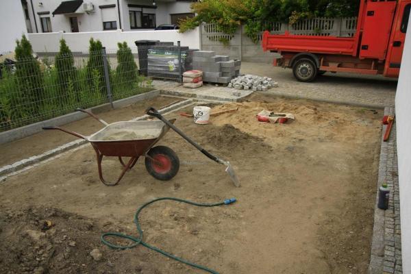realizacje ogród Pozna Junikowo galeria
