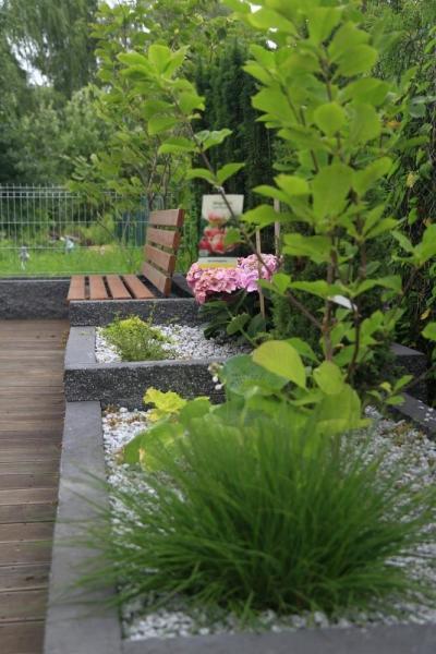 realizacje ogród Poznań Junikowo galeria