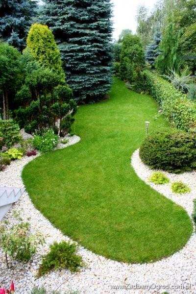realizacje ogród zrealizowany w Poznaniu galeria